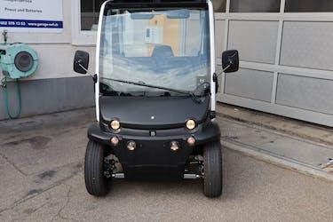Aixam eCity / eCoupé Van Fast 518 km CHF12'500 - kaufen auf carforyou.ch - 2