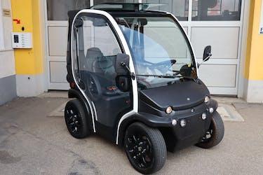 Aixam eCity / eCoupé Van Fast 518 km CHF12'500 - kaufen auf carforyou.ch - 3