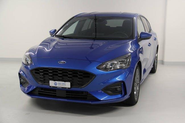Ford Focus 1.0i EcoB 125 ST-Line 4'400 km CHF21'500 - buy on carforyou.ch - 1