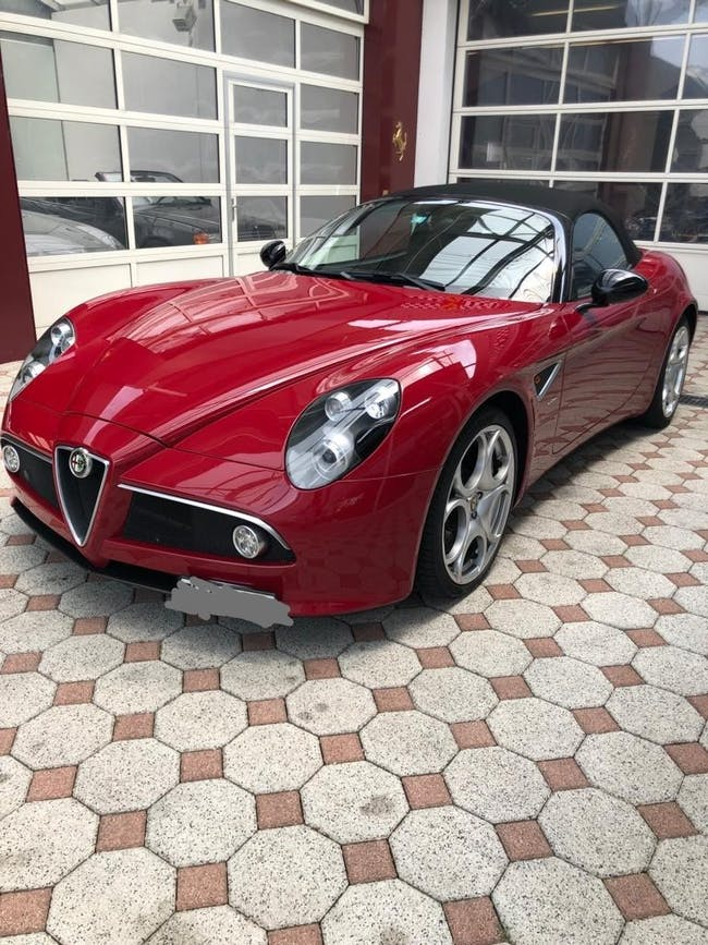 Alfa Romeo 8C Spider Competicione 12'970 km CHF285'950 - acheter sur carforyou.ch - 1