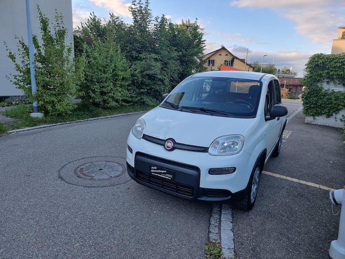 Fiat Panda 0.9 Twinair Turbo Pop 4x4 58'000 km CHF9'900 - buy on carforyou.ch - 1