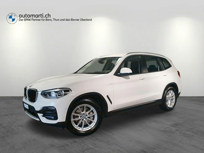 BMW X3 xDrive 30d 11'900 km CHF59'000 - buy on carforyou.ch - 1