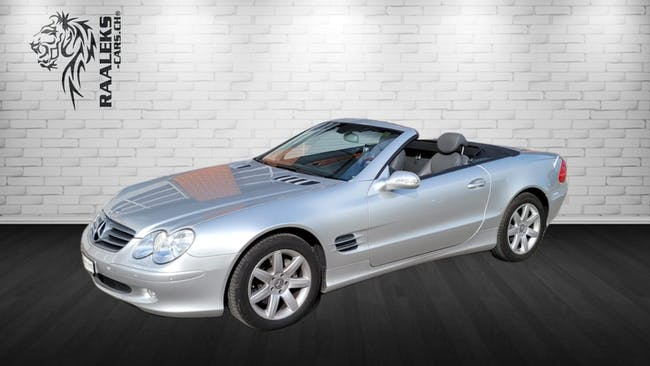Mercedes-Benz SL 500 Automatic 53'000 km CHF18'900 - acquistare su carforyou.ch - 1