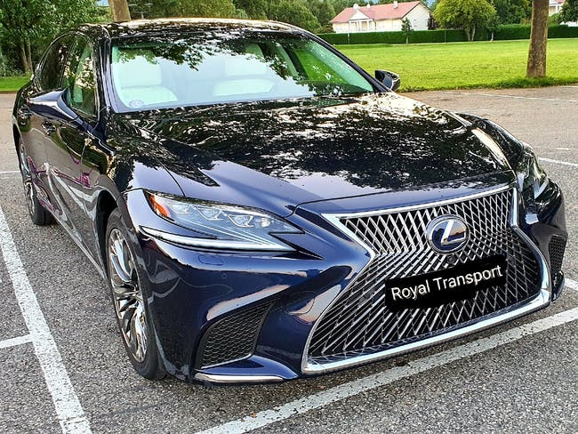 Lexus LS 500h comfort AWD Automatic 88'000 km CHF69'990 - buy on carforyou.ch - 1