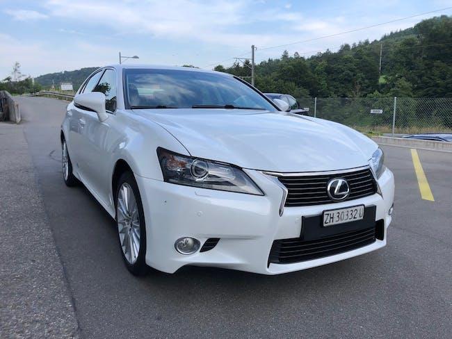 Lexus GS 350 excellence AWD Aut., 317 PS, 4X4, VOLL-AUSSTATTUNG 144'000 km CHF23'800 - kaufen auf carforyou.ch - 1