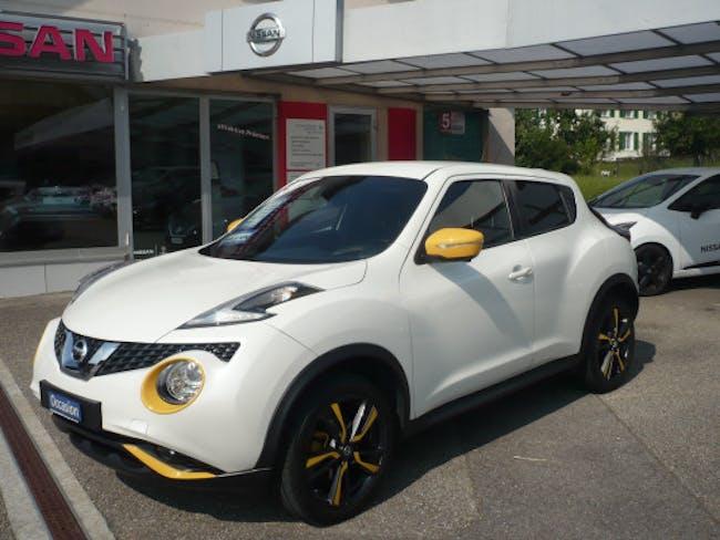 Nissan Juke 1.2 DIG-T N-Connecta 75'100 km CHF12'800 - kaufen auf carforyou.ch - 1