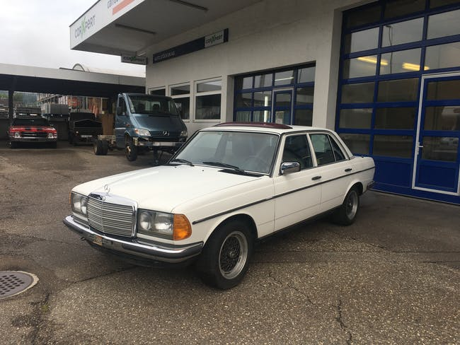 Mercedes-Benz 280 E 102'550 km CHF8'500 - kaufen auf carforyou.ch - 1