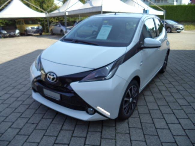 Toyota Aygo 1.0 VVT-i Trend 96'500 km CHF8'700 - kaufen auf carforyou.ch - 1