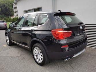 BMW X3 xDrive 30d Steptronic 144'300 km CHF19'500 - buy on carforyou.ch - 2