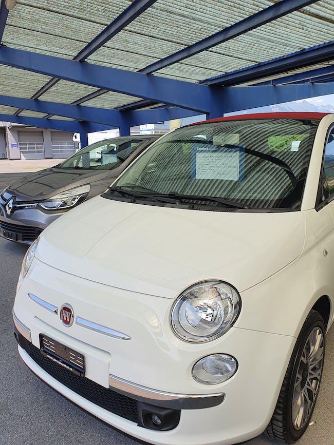Fiat 500 C 1.4 16V Lounge 56'000 km CHF8'950 - buy on carforyou.ch - 1