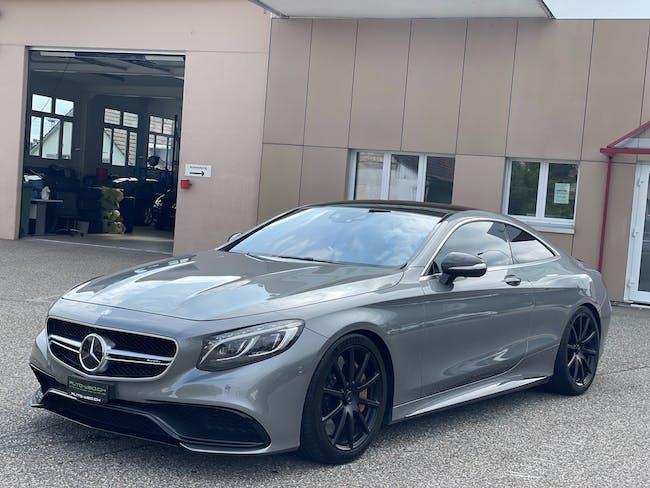 Mercedes-Benz S-Klasse S 63 AMG Coupé I 585PS I 4Matic Speedshift MCT 127'000 km CHF64'850 - acquistare su carforyou.ch - 1