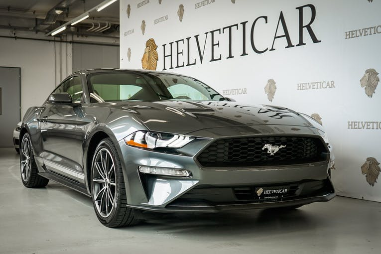 Ford Mustang Fastback 2.3 Ecoboost Automat 38'600 km CHF35'900 - buy on carforyou.ch - 1