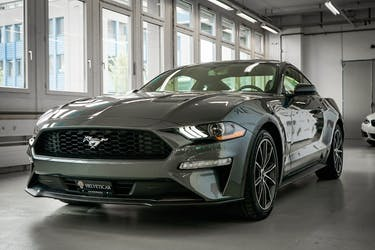Ford Mustang Fastback 2.3 Ecoboost Automat 38'600 km CHF35'900 - buy on carforyou.ch - 2