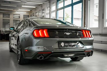 Ford Mustang Fastback 2.3 Ecoboost Automat 38'600 km CHF35'900 - buy on carforyou.ch - 3