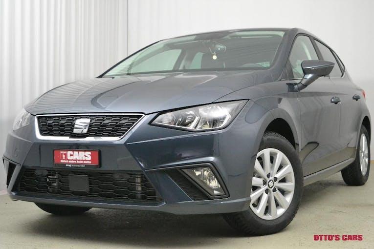 SEAT Ibiza 1.0 EcoTSI Style *Navigation FullLink*Abstandstempomat*Rückfahrkamera* 2021 9'842 km CHF17'400 - buy on carforyou.ch - 1
