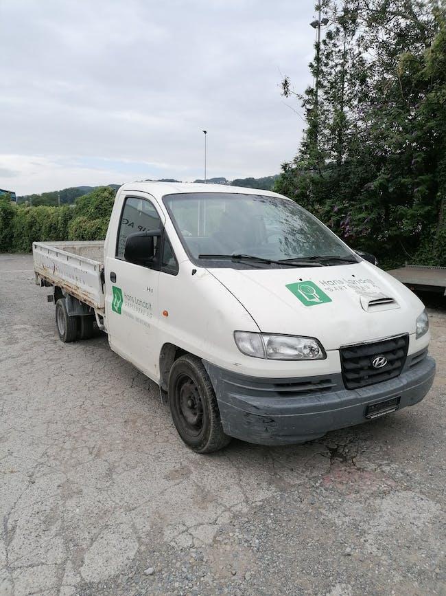 Hyundai H-1 Camionnette 2.5TDI 118'543 km CHF3'500 - acheter sur carforyou.ch - 1