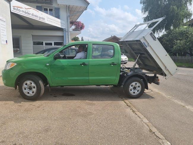 Toyota Hilux 4x4 DoubleCab LineaTerra 132'650 km CHF16'300 - acheter sur carforyou.ch - 1