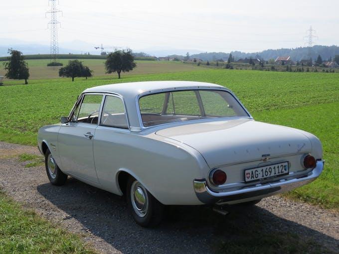 Ford Taunus P3 80'200 km CHF19'500 - buy on carforyou.ch - 1