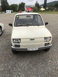 Fiat 126 650 Bambino 97'000 km CHF4'599 - buy on carforyou.ch - 2