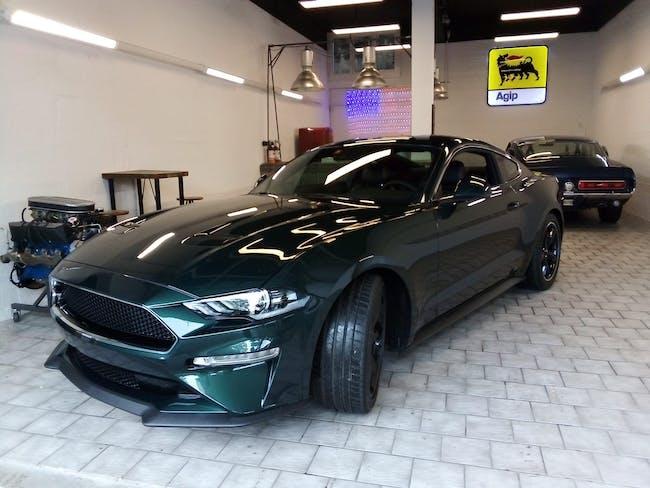 Ford Mustang Coupé 5.0 V8 Bullitt 30 km CHF66'900 - buy on carforyou.ch - 1