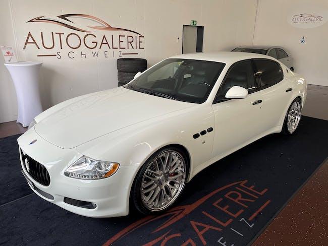 Maserati Quattroporte 4.7 V8 S Automatica * 21´´ Work * KW Gewinde * 69'000 km CHF38'800 - kaufen auf carforyou.ch - 1