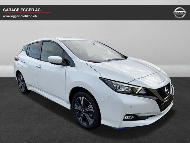 Nissan Leaf e+ N-Conn.(incl batt 25 km CHF36'990 - buy on carforyou.ch - 1