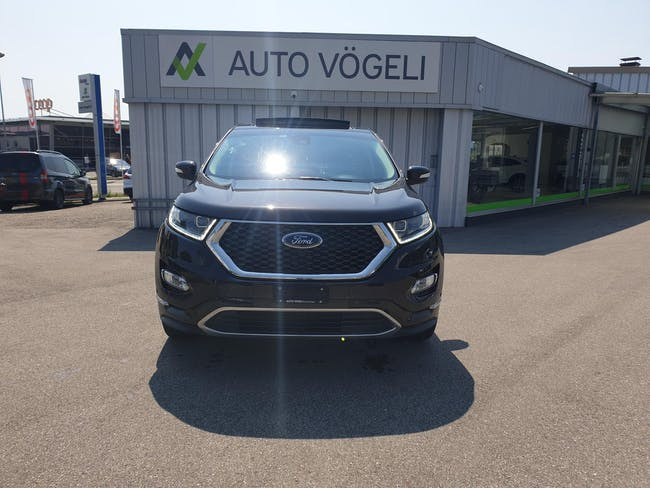Ford Edge 2.0 TDCi 210 Vignale FPS 80'888 km CHF29'900 - buy on carforyou.ch - 1
