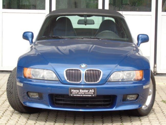 BMW Z3 2.0i Roadster 106'267 km CHF12'841 - buy on carforyou.ch - 1