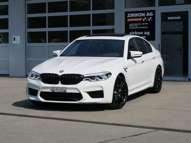BMW 5er M5 xDrive 49'800 km CHF81'900 - buy on carforyou.ch - 1