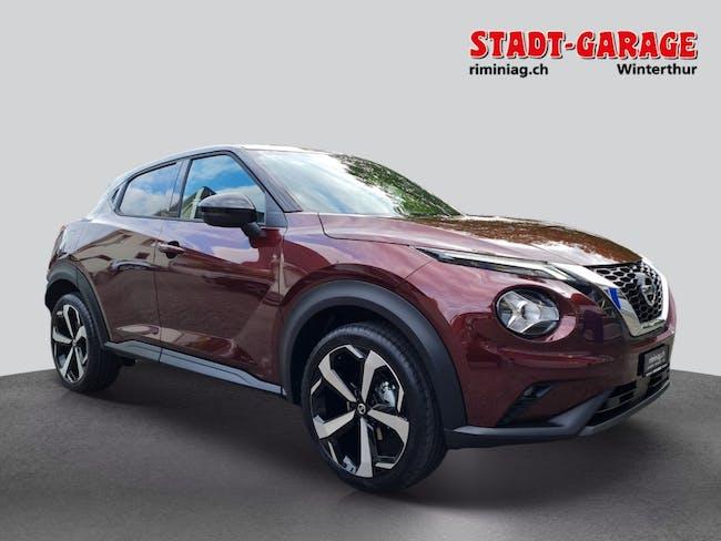 Nissan Juke 1.0 DIG-T Tekna 10 km CHF31'540 - kaufen auf carforyou.ch - 1