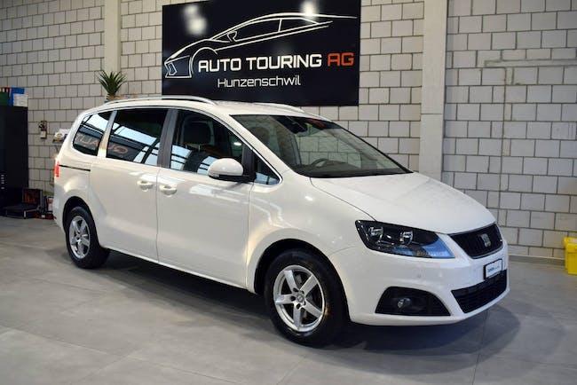 SEAT Alhambra 1.4 TSI Style DSG S/S 130'600 km CHF14'500 - buy on carforyou.ch - 1