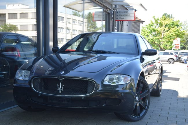 Maserati Quattroporte 4.2 V8 Sport GT Automatica 89'290 km CHF23'900 - kaufen auf carforyou.ch - 1