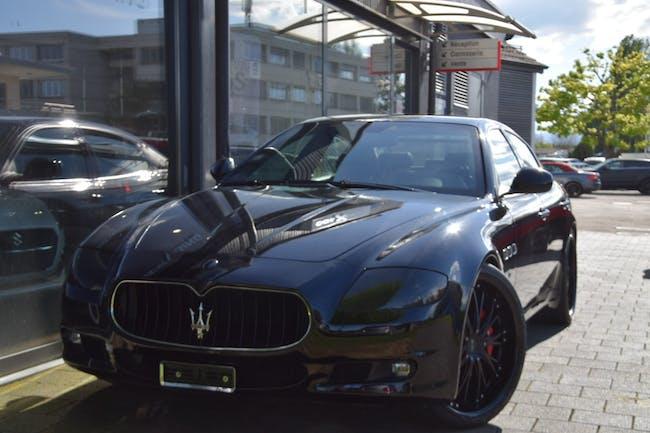 Maserati Quattroporte 4.7 V8 GT S Automatica 114'900 km CHF34'900 - kaufen auf carforyou.ch - 1
