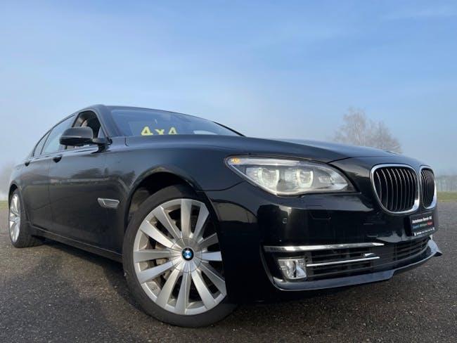 BMW 7er 750i xDrive 84'000 km CHF31'400 - buy on carforyou.ch - 1
