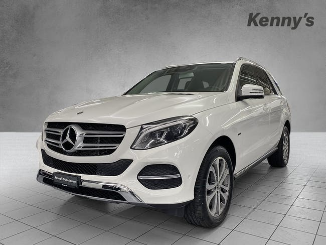 Mercedes-Benz GLE-Klasse GLE 500e 4Matic 24'000 km CHF51'600 - buy on carforyou.ch - 1