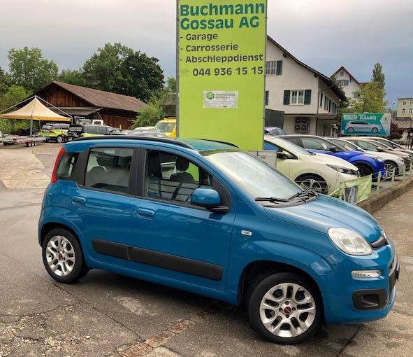 Fiat Panda 1.2 69 Lounge 49'000 km CHF7'900 - buy on carforyou.ch - 1