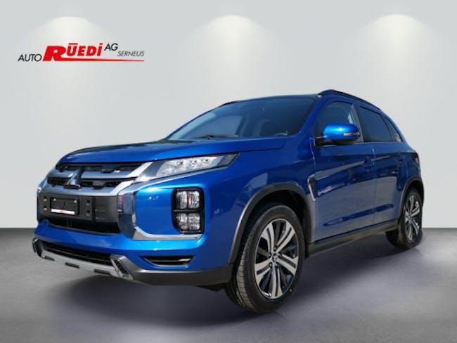 Mitsubishi ASX 2.0 Diamond 4WD Auto. 15'400 km CHF28'200 - acheter sur carforyou.ch - 1