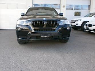 BMW X3 xDrive 20d Steptronic 156'000 km CHF16'900 - buy on carforyou.ch - 3