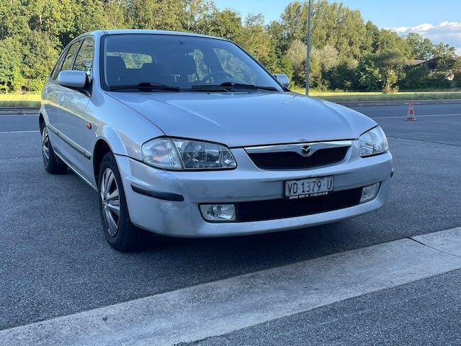 Mazda 323 F 1.8i-16V 129'260 km CHF2'200 - buy on carforyou.ch - 1