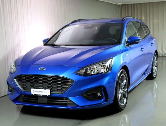 Ford Focus Station Wagon 1.0i EcoB 125 ST-Line 13'250 km CHF23'490 - buy on carforyou.ch - 1