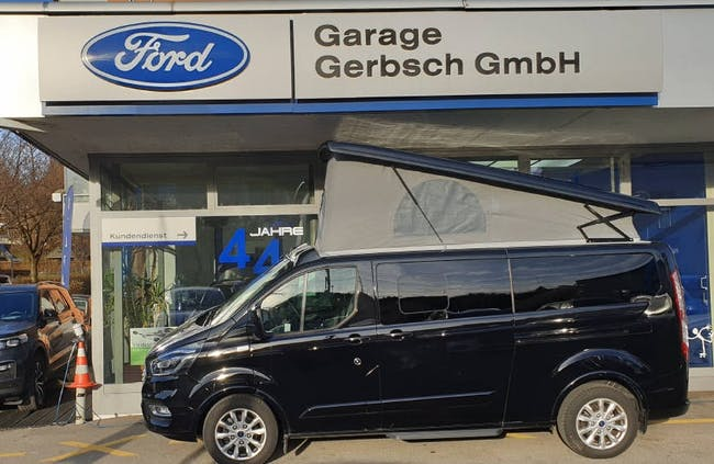 Ford Tourneo C Bus 320 L2 2.0 TDCi 185 Titanium HEV2 S CAMPER 17'800 km CHF56'970 - buy on carforyou.ch - 1
