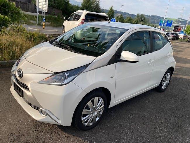 Toyota Aygo 1.0 VVT-i x-pure 68'000 km CHF9'900 - acquistare su carforyou.ch - 1
