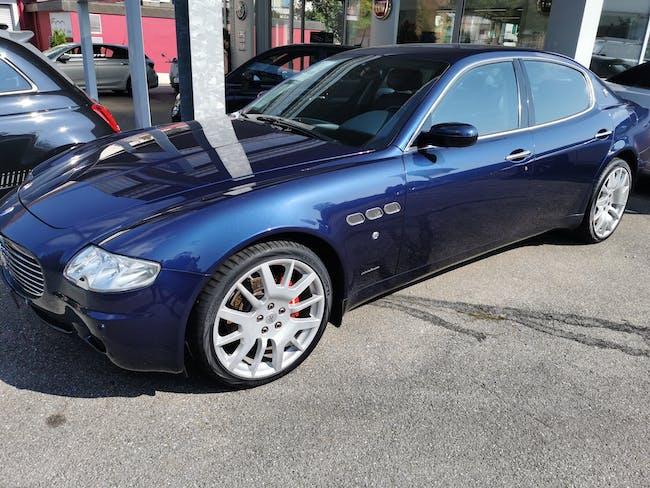 Maserati Quattroporte 4.2 V8 Executive GT 97'000 km CHF25'800 - kaufen auf carforyou.ch - 1