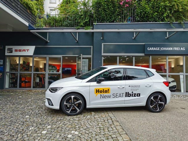 SEAT Ibiza NEW IBIZA HOLA FR (Netto) 1'500 km CHF27'200 - buy on carforyou.ch - 1