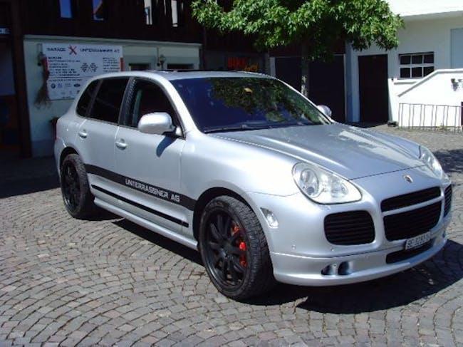 Porsche Cayenne 4.5 V8 Turbo 92'000 km CHF26'500 - acquistare su carforyou.ch - 1