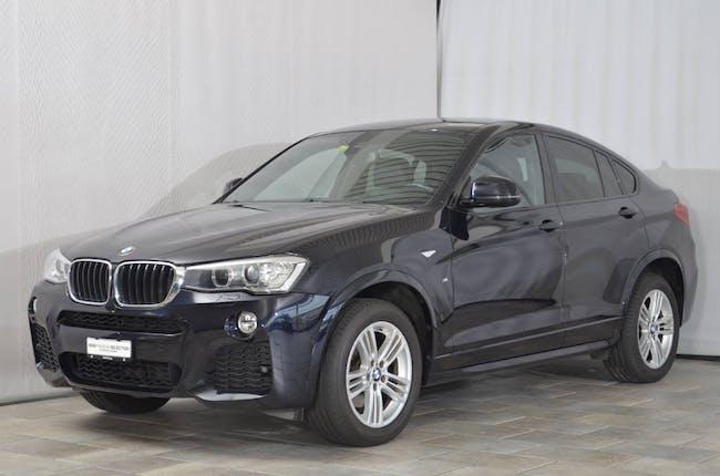 BMW X4 xDrive20i M Sport Steptronic 58'600 km CHF34'800 - buy on carforyou.ch - 1