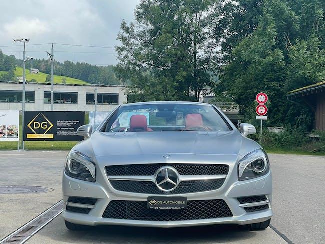 Mercedes-Benz SL 350 7G-Tronic *CH-Fahrzeug**Spezial Ausführung EDITION 1**AMG-Line**Silbermatt ab Werk* 70'000 km CHF41'900 - acquistare su carforyou.ch - 1