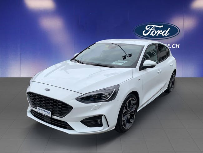 Ford Focus 1.0i EcoBoost 125PS ST-Line 45'000 km CHF18'990 - buy on carforyou.ch - 1