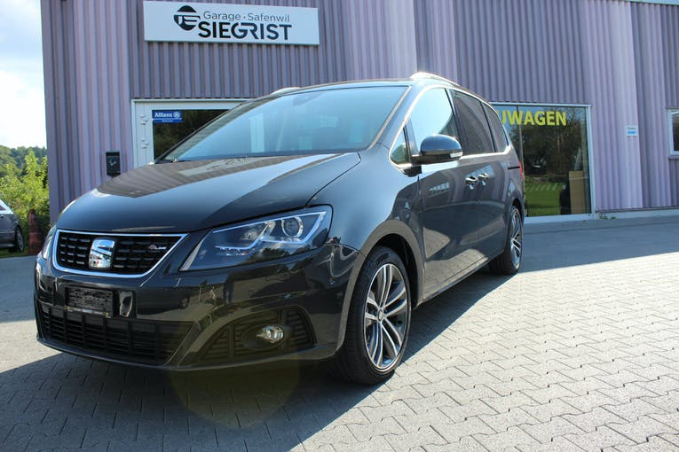 SEAT Alhambra 1.4 TSI Hola FR DSG S/S 50 km CHF40'900 - buy on carforyou.ch - 1