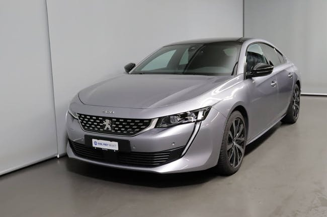 Peugeot 508 1.6 Plug-in Hybrid GT 8'400 km CHF42'900 - kaufen auf carforyou.ch - 1
